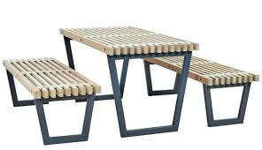 top garden furniture natural stone table