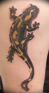 фото тату саламандра от 07102017 044 Tattoo Salamander