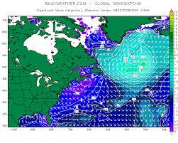 Ocean Charts Marine Chart Marine Ocean Charts Buoyweather Com