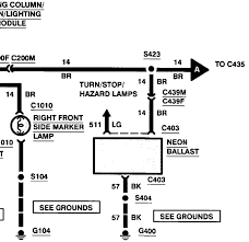 wiring diagram for a 1997 lincoln mark viii electrical and for fuse 31 on the inside fuse box only goes one place