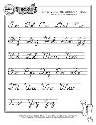 Printable cursive handwriting worksheets all screenshoot create ...