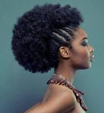 Cheveux Crépus 25 Idées Tendances Pour Se Coiffer Glamour