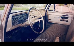 Stance Works - 1965 Chevy C10 : Patina and Bags