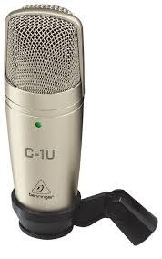 <b>Микрофон BEHRINGER C-1U</b> — купить по выгодной цене на ...