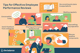 employment reviews company 10 tips for effective employee performance reviews