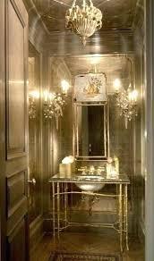 powder room chandelier elegant powder room powder room chandelier and sconces