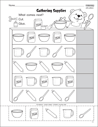 Pattern Activities For Preschoolers Delectable Printable Pattern Worksheets For Preschool Download Them And Try