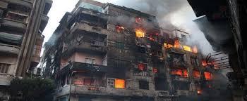 نتيجة بحث الصور عن حريق القاهرة 2016
