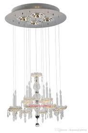 Großhandel Großer Kristall Kronleuchter 18 Arme Luxus Kristall Leuchte Mode Kronleuchter Kristall Leuchte Moderne Große Kronleuchter Treppenleuchte