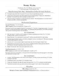 Outside Sales Rep Resume Sales Representative Job Description Template