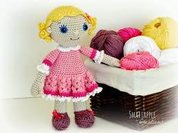 Amigurumi Doll Pattern Cool Design