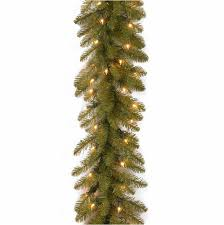 national tree co national tree co dunhill fir christmas garland click on the image national tree company dunhill fir n1