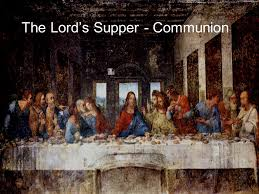 1 the lord s supper communion