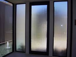frosted glass front entry doors