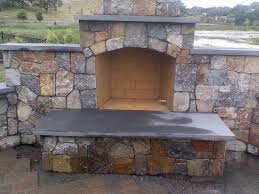 chiminea outdoor fireplace propane prefab outdoor fireplace