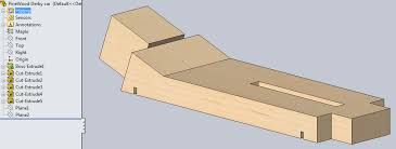 Pinewood Derby Template Enchanting SOLIDWORKS And The Pinewood Derby