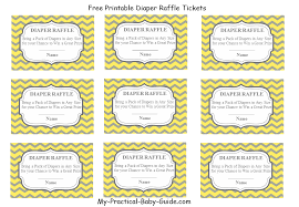microsoft raffle ticket template free printable baby shower raffle tickets template vastuuonminun
