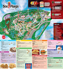 six flags over texas  thrillz  the ultimate theme park review site