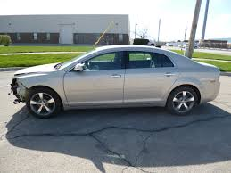 2012 Chevy Chevrolet Malibu salvage drives REPAIRABLE car for sale ...