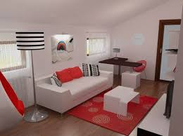red and white furniture. Contemporary Bedroom Ideas For Teenage Girls With Red Carpet And White Furniture Decoration A