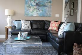 black furniture what color walls. Large Size Of Living Room:mixing Leather Sofa With Fabric Chairs Black What Colour Furniture Color Walls