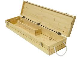 4 player wooden croquet set box