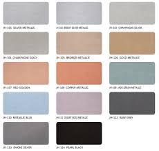 Acp Colour Chart Fireproof Acp_shandong Sunshine Industry Co Ltd