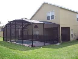 screen porch kits aluminum home design ideas