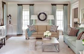 transitional living room design. Outstanding Transitional Design Living Room With Window Treatments Piece Dining Set