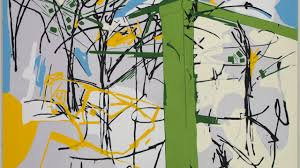 a painter s writing is off the wall arts and culture art and asking questions quinten williams is comfortable the ambiguity his work engenders