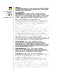 resume simple example visual design resume resume graphic designer creative resumes