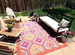 fab habitat cancun indoor outdoor rug 8x10 new rugs patio area to elegant out