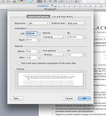 Resume Aesthetics Font Margins And Paper Guidelines Resume Genius