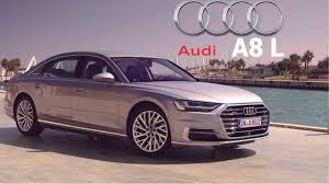 2019 Audi A8 L 55 TFSI - powered by a 340 hp, 3.0-liter turbo V-6 ...