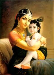Lord Krishna Images With Maa Yashoda ...