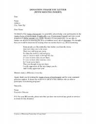 Brilliant Ideas Of Thank You Notes For Donation – 8 Free Word Excel ...