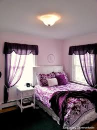 Purple Teenage Bedrooms Pretty In Purple Teen Bedroom Exquisitely Unremarkable