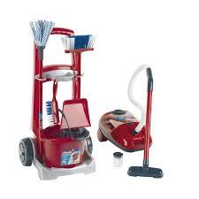 KLEIN - Chariot de ménage Vileda avec aspirateur électronique - Achat /  Vente maison - ménage - Cdiscount