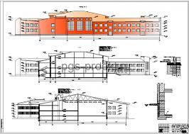 дипломный проект ПГС Школа на мест с интернатом в г Ханты Мансийск Школа на 300 мест с интернатом в г