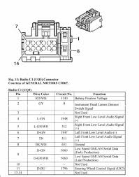 radio wiring diagram chevy hhr radio wiring diagrams online