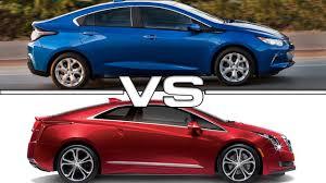 All Chevy chevy 2016 volt : 2016 Chevrolet Volt vs 2016 Cadillac ELR - YouTube