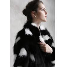 black fox fur coat 789 details 1