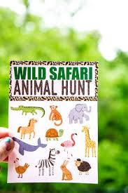 Inside this pack, you'll find the following preschool activities: Fun Animal Scavenger Hunt Ideas Guaranteed To Make Kids Smile