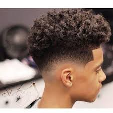 Curls Degrade Coupe Afro Homme 300300 Lunivers Artistique