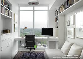 home office sofa. Scandanavian Modern Condominium - Contemporary Home Office Toronto By Jill Greaves Design Sofa S