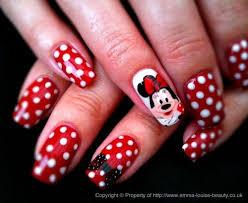 Minnie Mouse Nehty Smích Je Lék člověka
