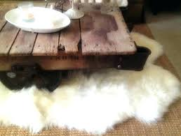 sheepskin rug costco 9