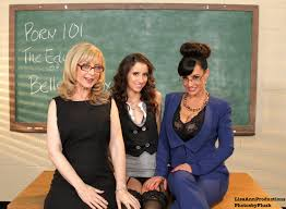 The lessons of sex education from lewd teachers Nina Hartley and.