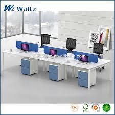 office partition for sale. Hot Sale Fabric Desktop Partition 6 Persons Office Furniture Desk Table Modern - Buy Partition,Office Partition,Desk For F