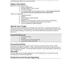 What Type Of Resume Should I Use For A Job Best Of Great Resumes Samples Perfect Resume Examples And Get Ideas To